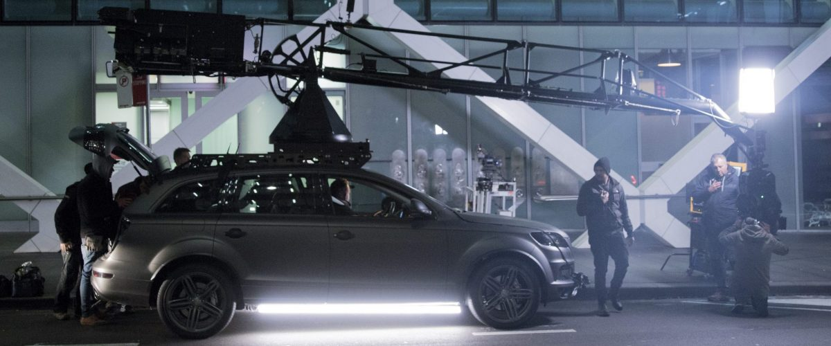 Mitsubishi TV Commercial