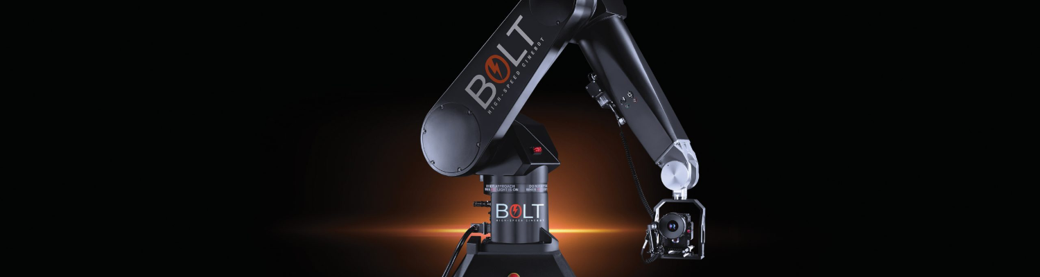 Mark Roberts Motion Control Bolt High-Speed Camera Robot